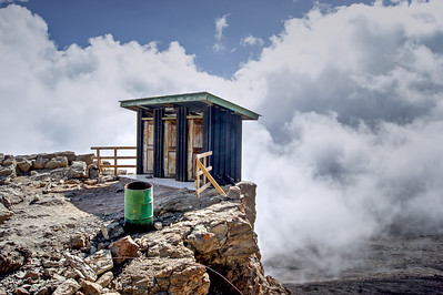 Barafu toilet