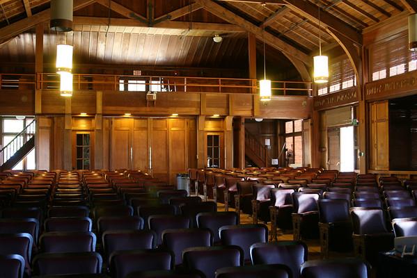 2007 Asilomar Speaker Sessions