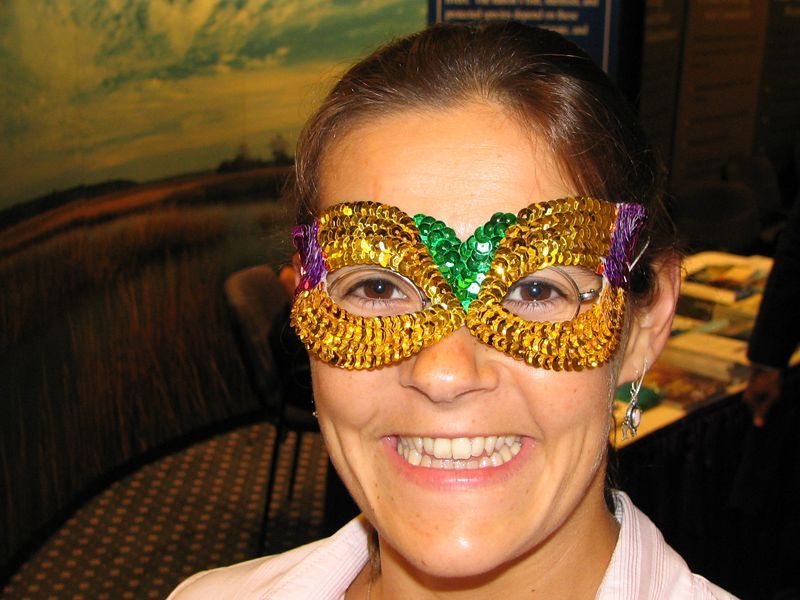 I love my mask!