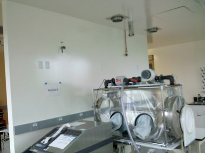 Isolator Lab Scale