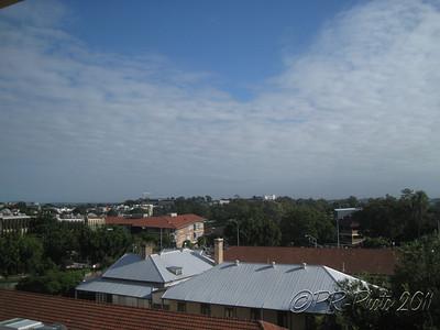 Brisbane 9th March 2011