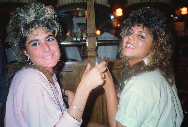 CableView's Farewell Party for Roxanne, NJ, 1988