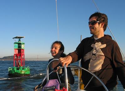 Sailing October '08
