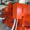 Big 1 Megawatt Waukesha generator.