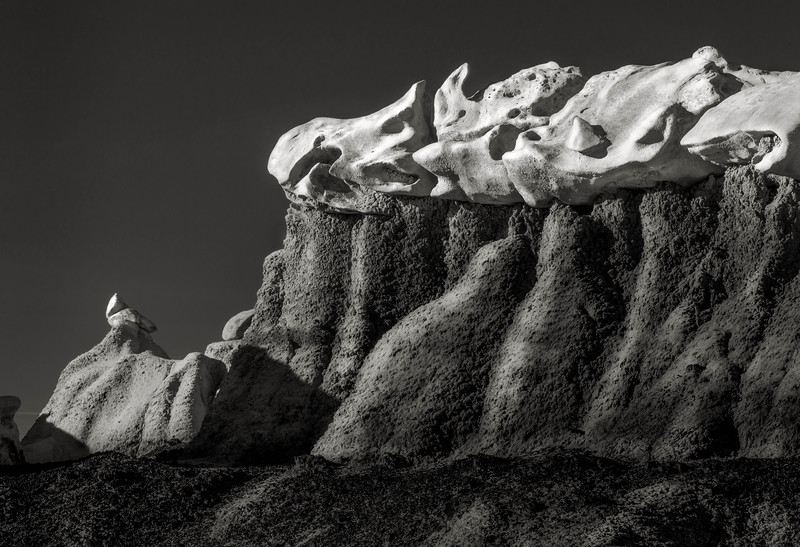 Dissident - Bisti Badlands, New Mexico
