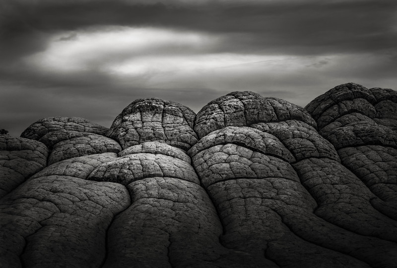 Fallen Embrace  - Vermilion Cliffs, Arizona