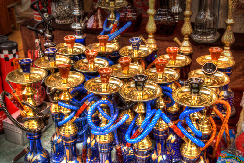 Istanbul - Nargile (Water Pipes)