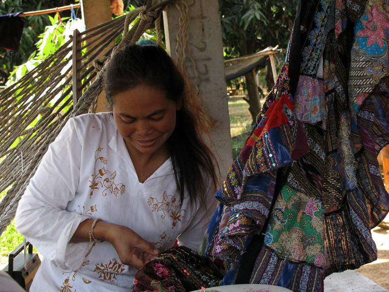 Cottage Industry - Tongthum beading