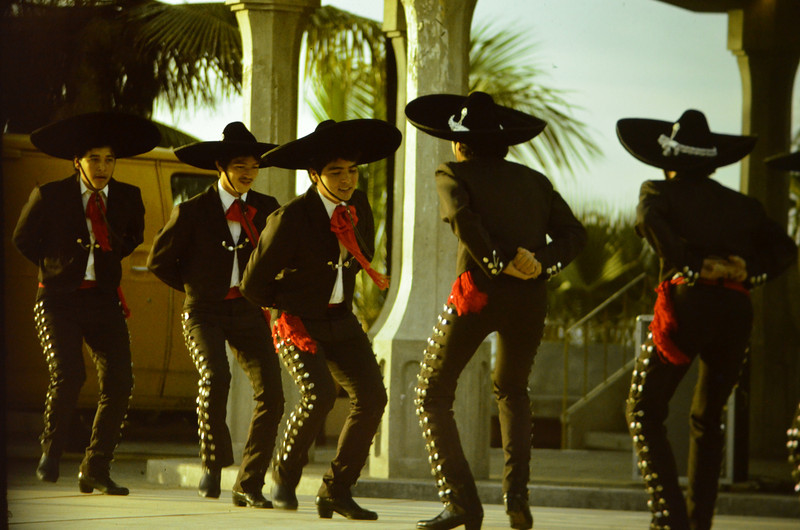 Mexican Dance - 1981
