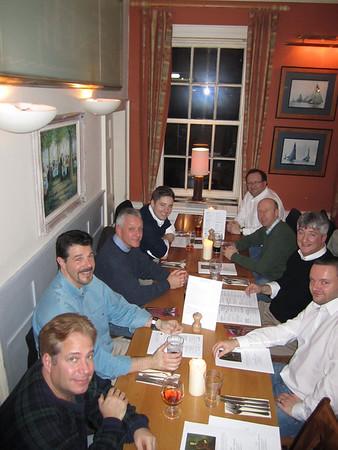 2011-2-14 UK dinner