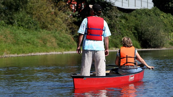 2006 SnoValley Canoe Trip