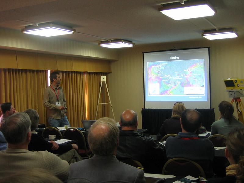 UNAVCO Science Workshop 2008
