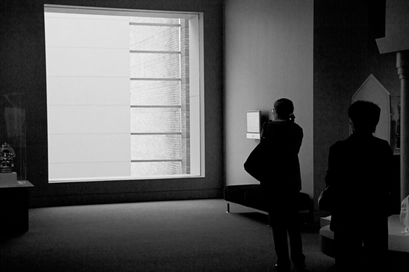 Gallery at the Peabody Essex Museum. Spring 2011. Creative Commons BY-NC-SA 2011 Jason Pramas.