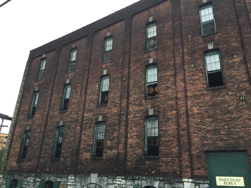 "Warehouse (or Rickhouse) ""C"""