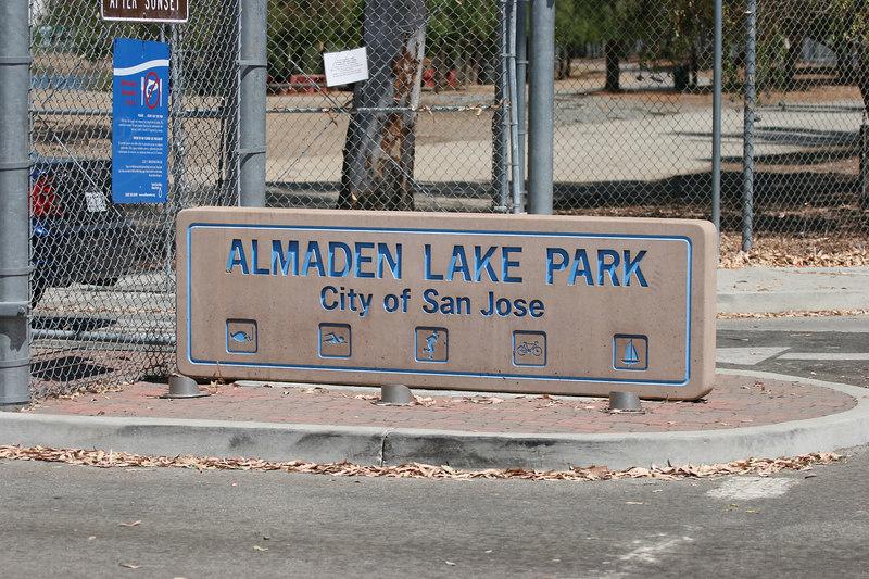 Almaden Lake Park.