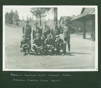 Truckee Station Crew, Early 30's.