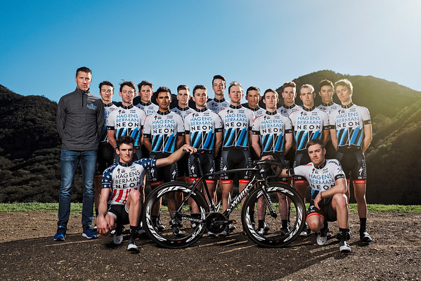 Axeon Hagens Berman Cycling Team, 2017