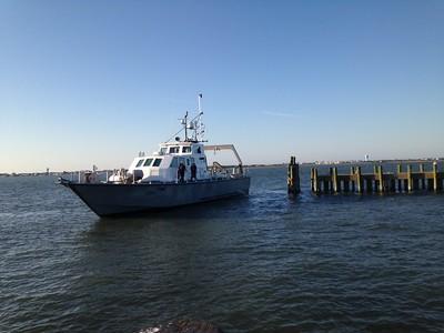 Buoy Deployment May 2014