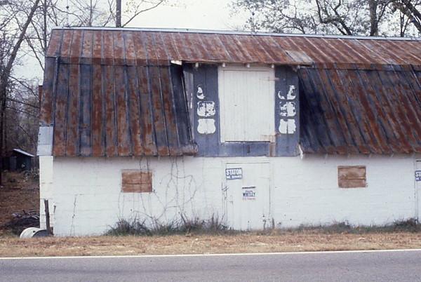 Barns of North Carolina