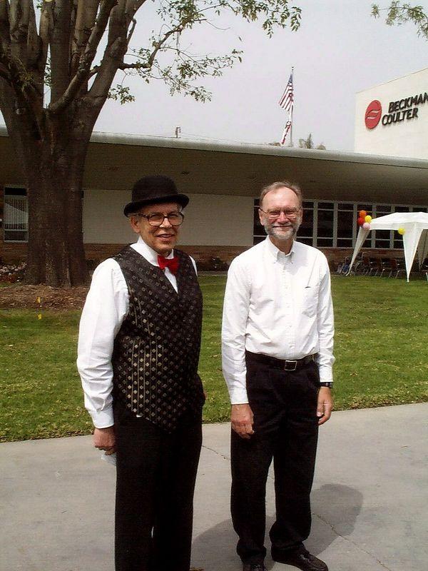 BCI - Dr Beckman's 100th Birthday