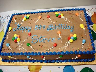 BCI - Steve's 50th Birthday