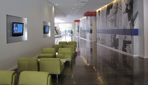BCI - New Brea World HQ