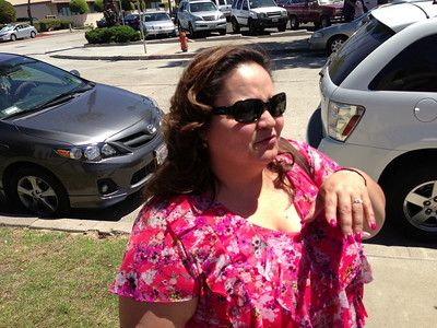 Maria Flores - May 14, 2013