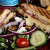 Panini-Salad