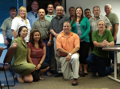 Nevada Border Supervisors 2012