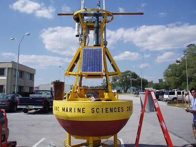 Buoy Compass Calibration May 26, 2005