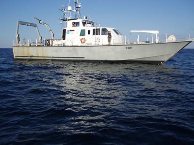 Buoy Deployment Oct 04-05, 2011