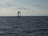 On location 20nm off Oregon Inlet. Oct 3-6, 2011 Weather Buoy Deployment