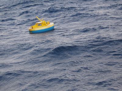 Confirmed -- B2 Buoy Destroyed Feb 06, 2012
