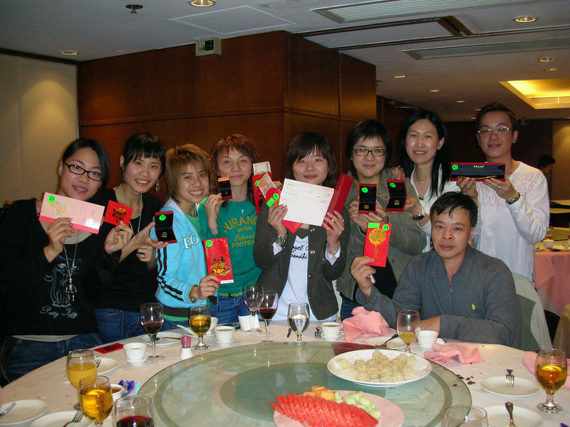 DSCN0245 <br /> Elaine, Eva, Tracy, BoBo, Ron, Connie, Peggy, 朋朋 and Hois