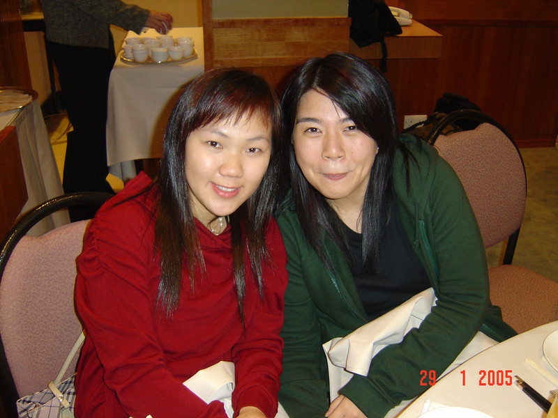 DSC01703 <br /> Gloria and Karen