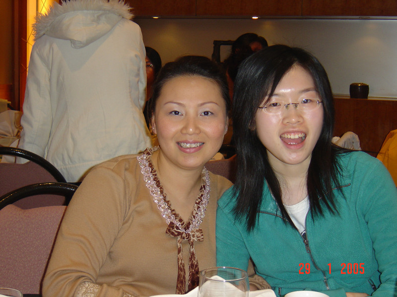 DSC01695 <br /> Christine and Shirley