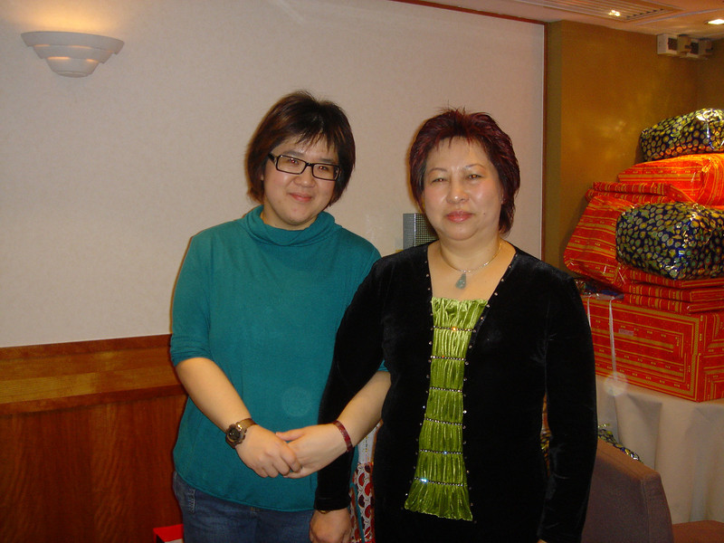 DSC02783 <br /> Connie and Mei Mei