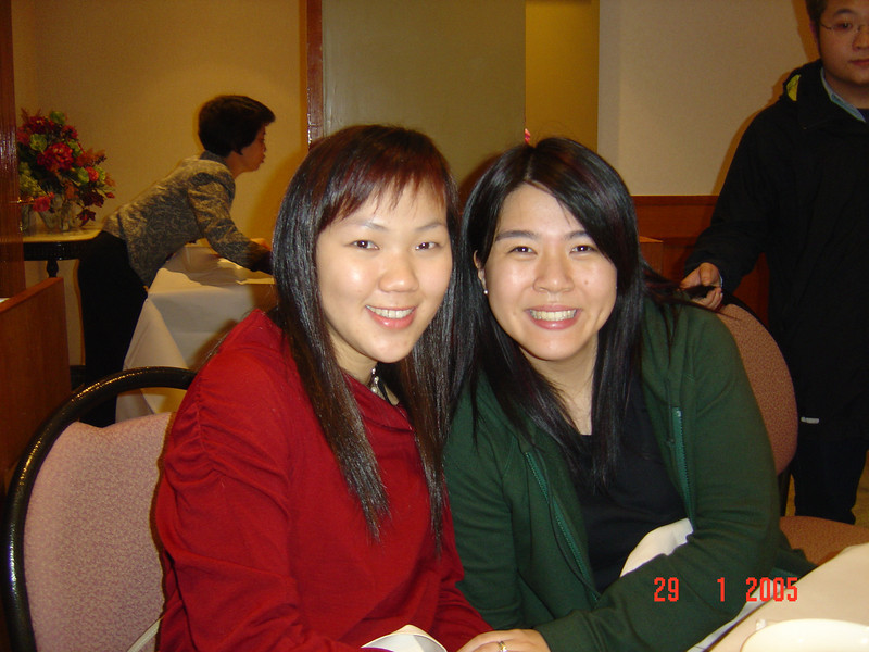 DSC01702 <br /> Gloria and Karen