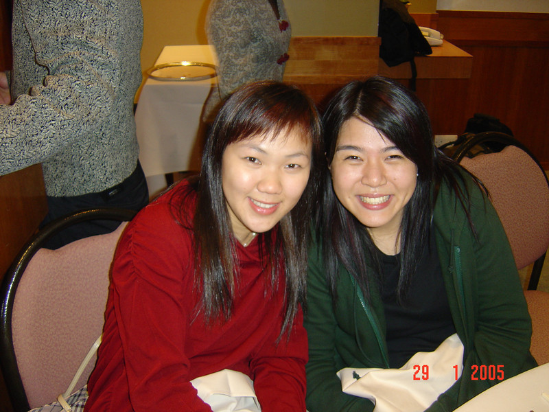 DSC01704 <br /> Gloria and Karen