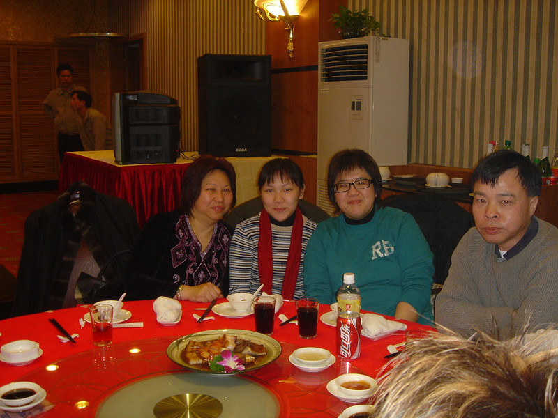 DSC02676 <br /> Mei Mei, Gloria, Connie and 朋朋