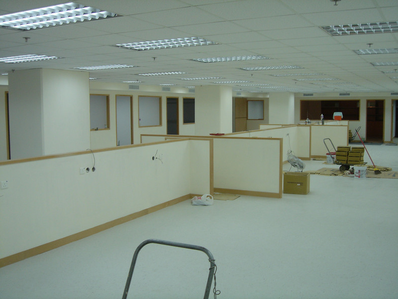 DSC06123 <br /> Photo of New Office