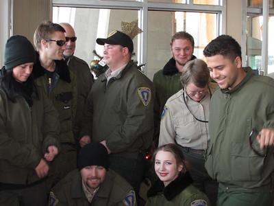 Christmas Crew 2010