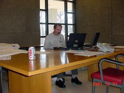 New Employee Photograph
