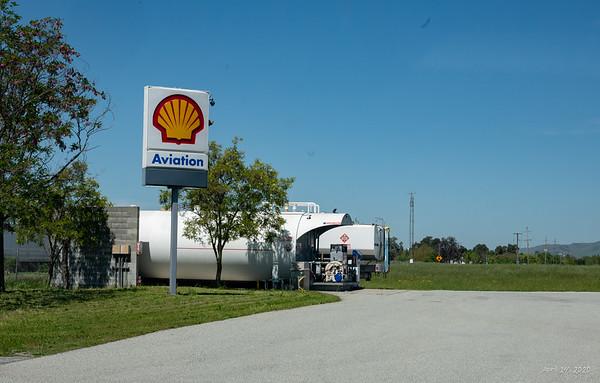 FBO Fuel Island