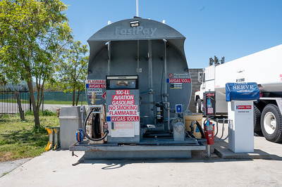 Self Service Fuel Tank
