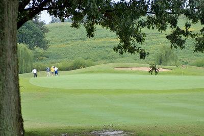 Kentucky EMS Golf Scramble. Summit County Club, Owensboro.  N37° 48.32' W87° 00.22'