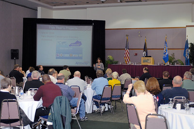 2008 Kentucky EMS Conference, Sloan Convention Center, Bowling Green KY