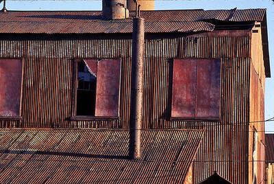 RuinFactoryIndustrial Factory Industrial