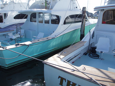 Fin Galley, Oregon Inlet, Sept 25, 2010