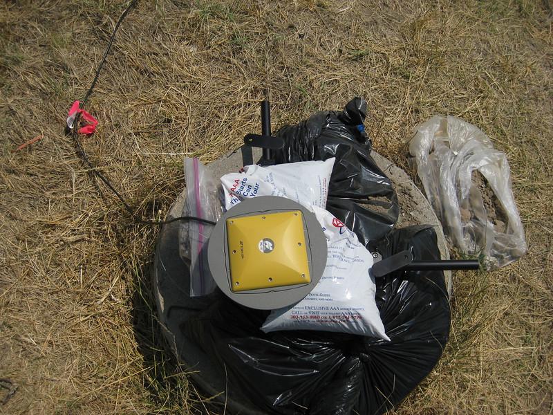 GPS Field Campaign, Rio Grande Rift Project, Eastern Colorado, July 2008